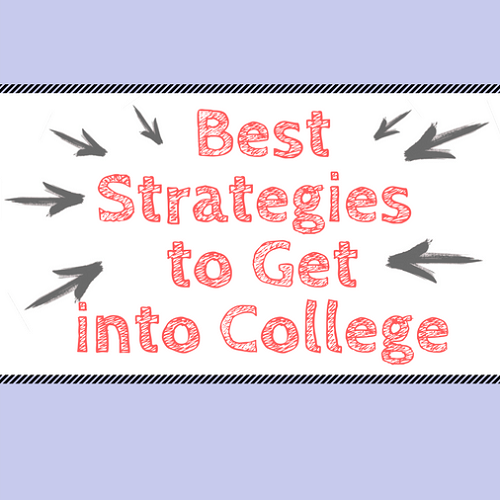 Best-Strategies-to-Get-into-College